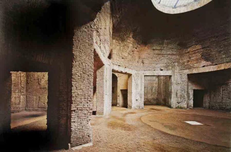 Emperor Nero's_ rotating dining room_2