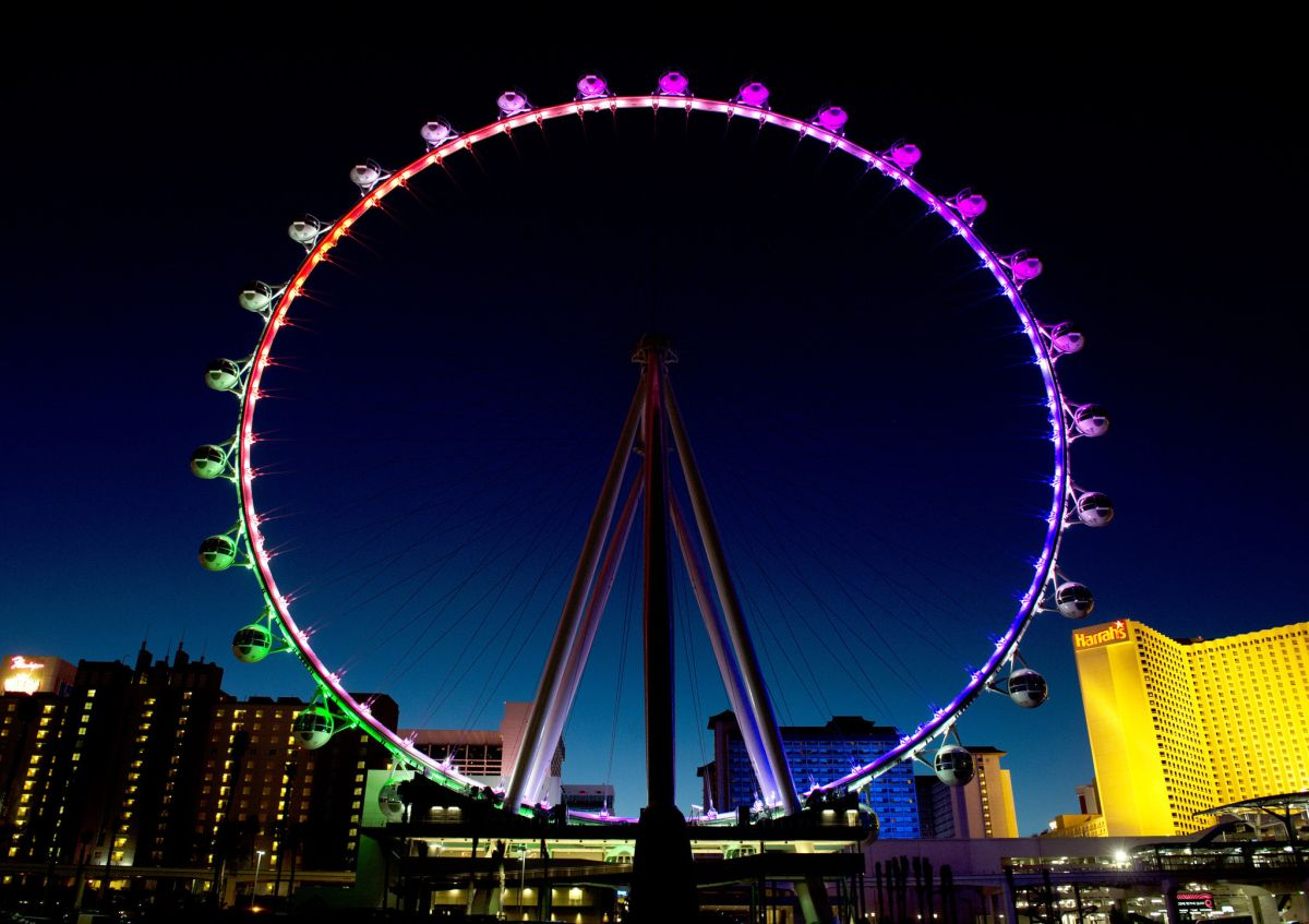 High Roller_Las Vegas_Ferris Wheel