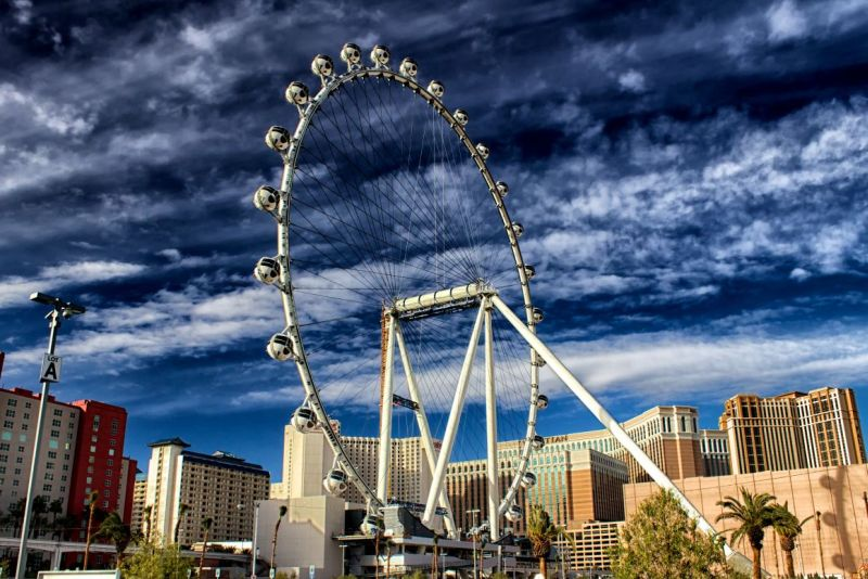 High Roller_Las Vegas_Ferris Wheel_2