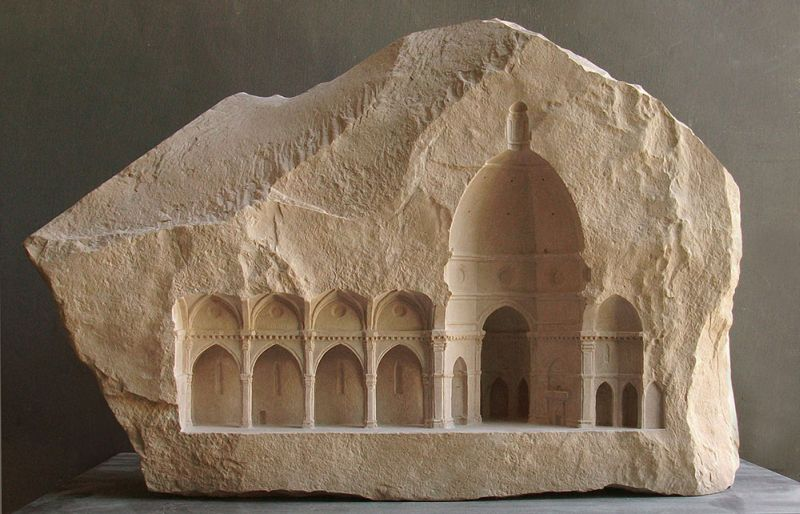 Matthew Simmonds_marble_miniature_monuments_1