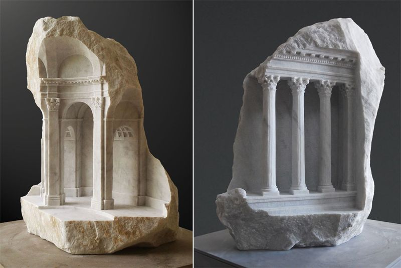 Matthew Simmonds_marble_miniature_monuments_4