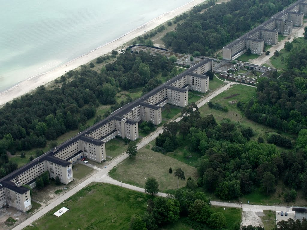 prora resort nazi germany 39 s largest construction project. Black Bedroom Furniture Sets. Home Design Ideas