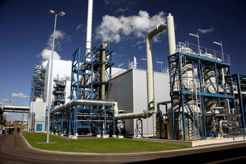 Finnish power plant uses zero-pollution by-product hydrogen to produce electricity