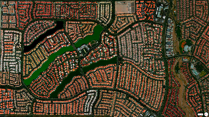 Desert Shores Community_satellite_image
