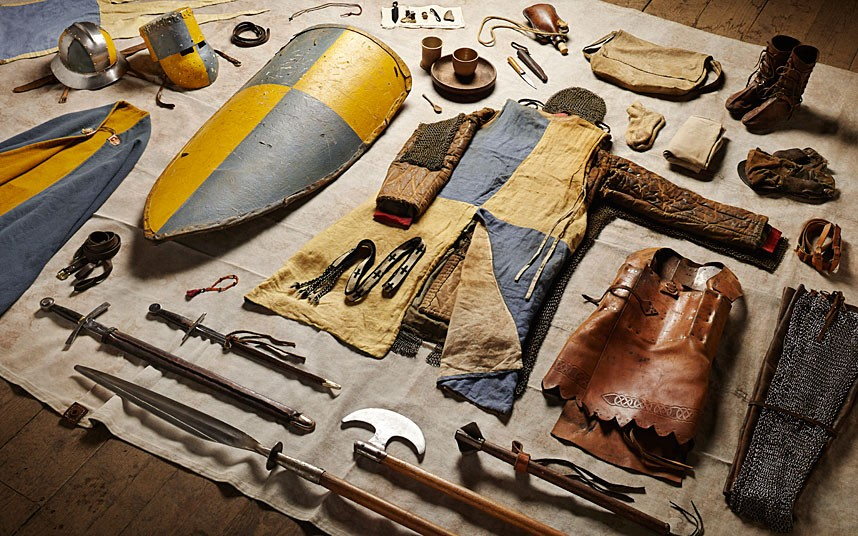 Mounted Knight gear, Siege of Jerusalem (1244)