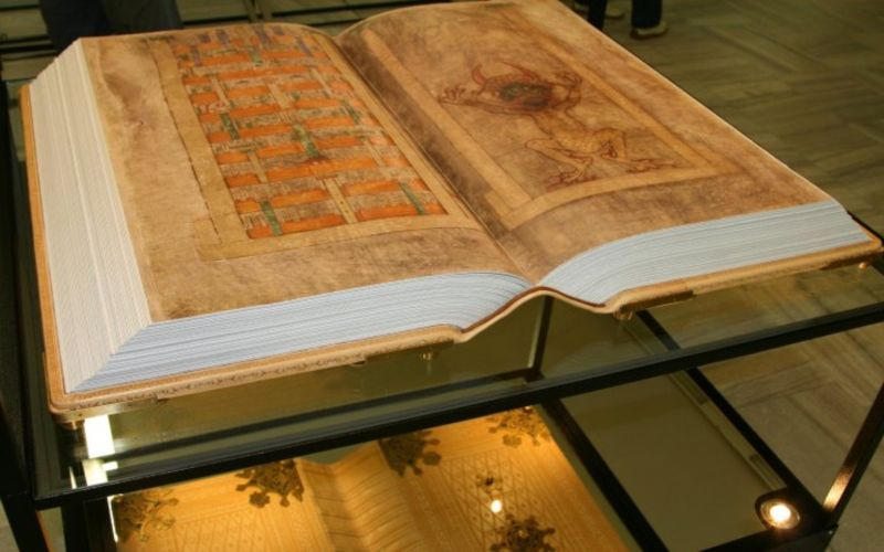 Codex Gigas_Devil's Bible_4