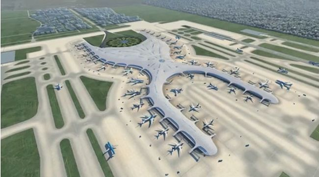 Foster + Partners _mexico-city-airport_3