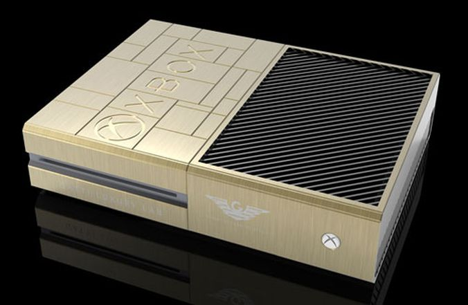Gold-made_Xbox One