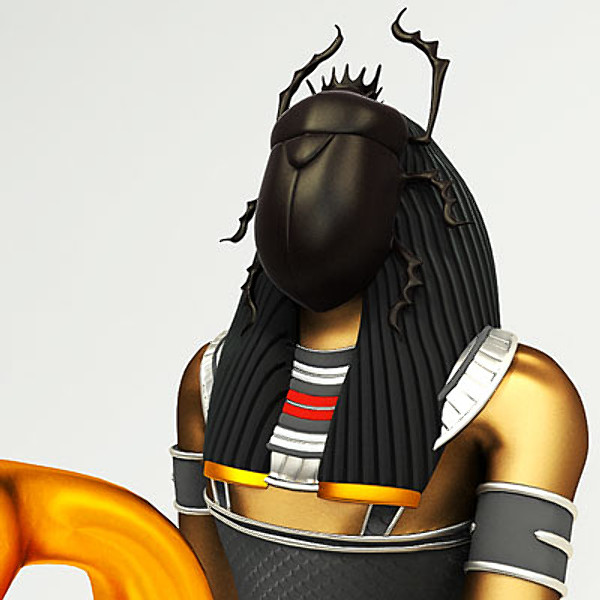 Khepri_Egyptian Mythology