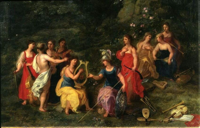 Music from Muses