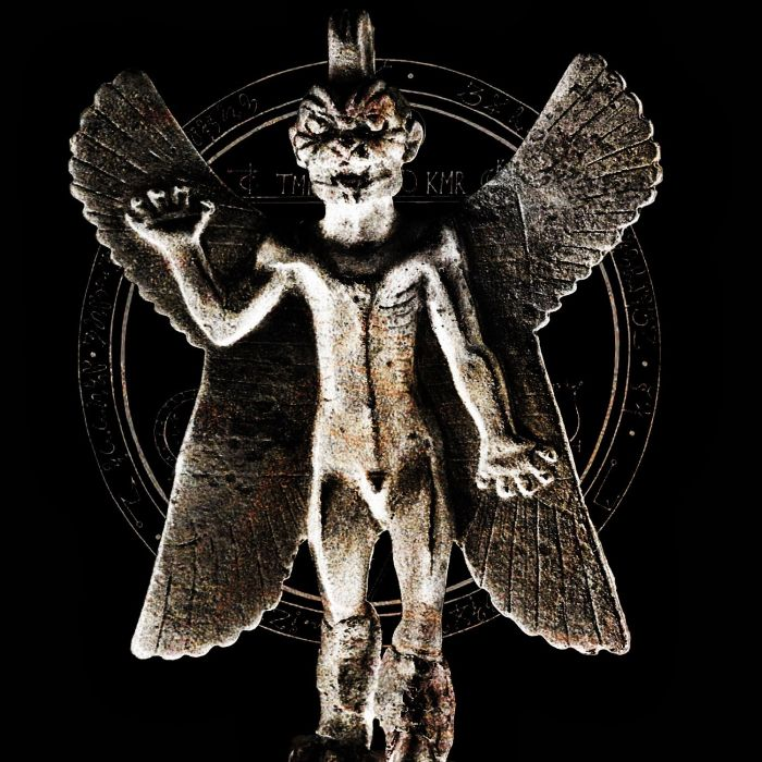 Pazuzu_Babylonian Mythology