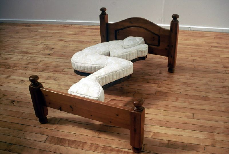 Single Man Bed_Dominic Wilcox