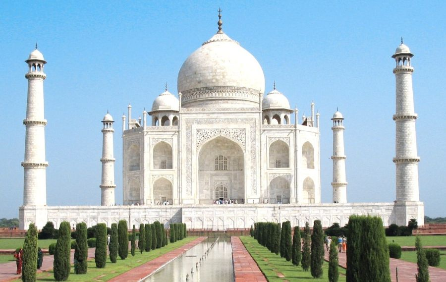 6 amazing facts you may not know about the taj mahal Indian building photos