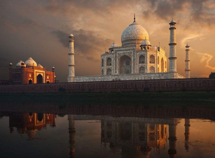 6 Amazing Facts You May Not Know About The Taj Mahal