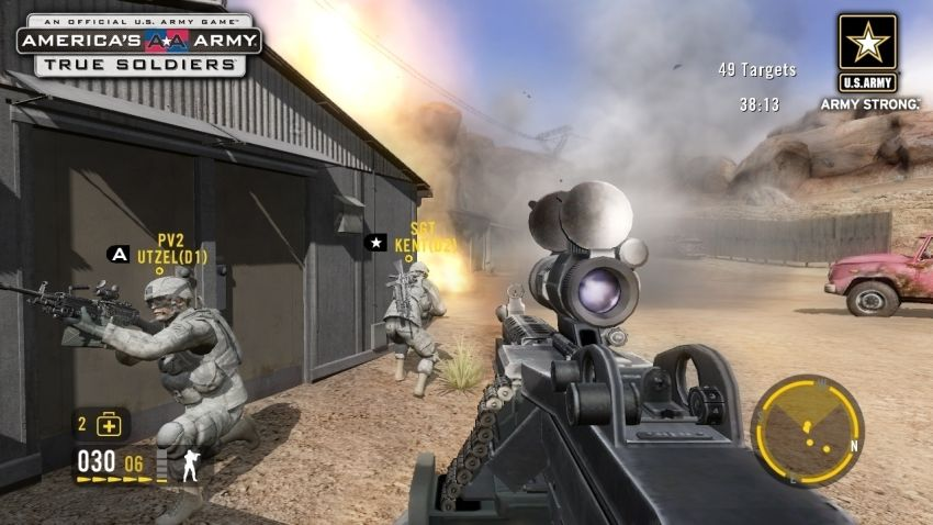 Americas Army_military_video game