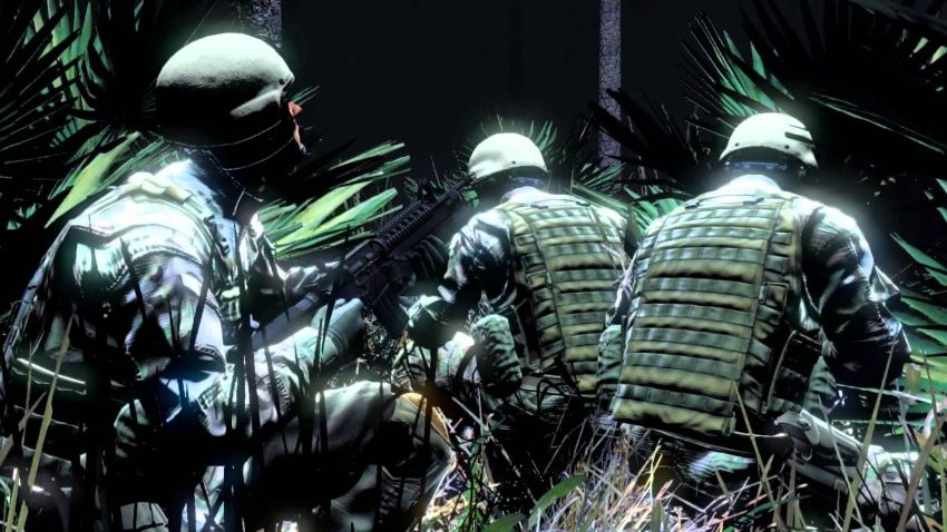 Dismounted Soldier Training System_military_video game