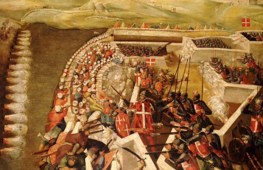 Great-Siege-of-Malta