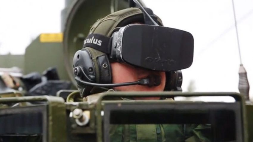 1ab248115005 Military Training  Oculus Rift Military Training