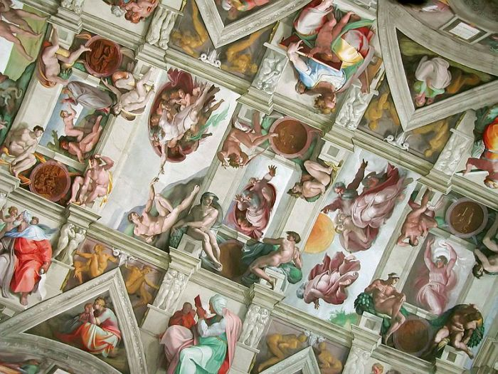 Sistine Chapel_Osram_LED_lighting_1