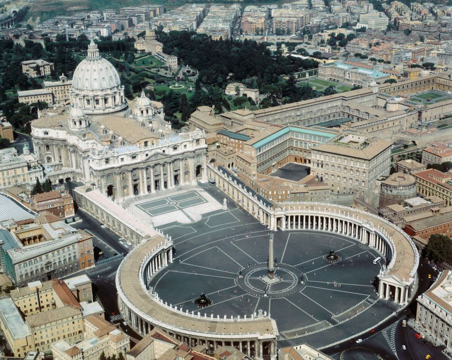 St. Peter's Basilica_not cathedral