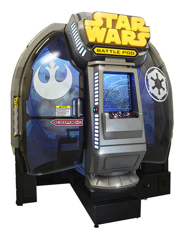 Star Wars_Battle Pod_arcade