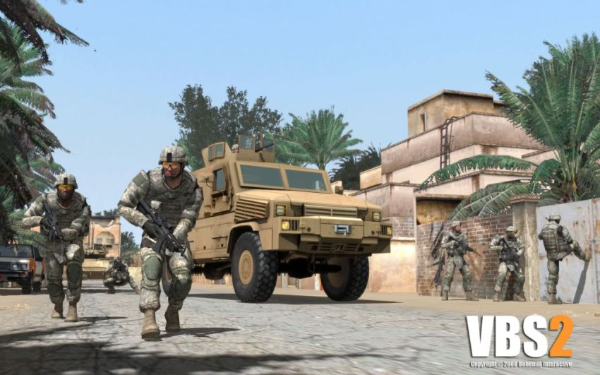 Virtual Battlespace 2_military_video game