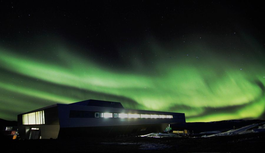 Bharathi Antarctic Research Station_2