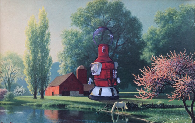 Dave Pollot_pop cultural_painting_2