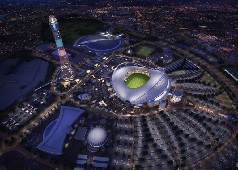 Khalifa International Stadium in Qatar_5