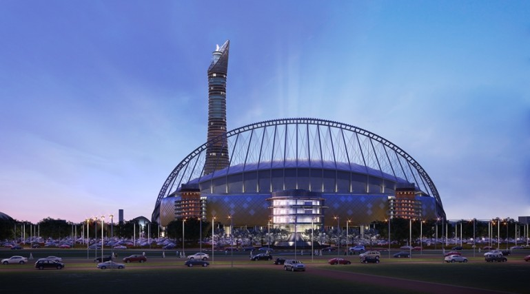 Khalifa International Stadium in Qatar_8