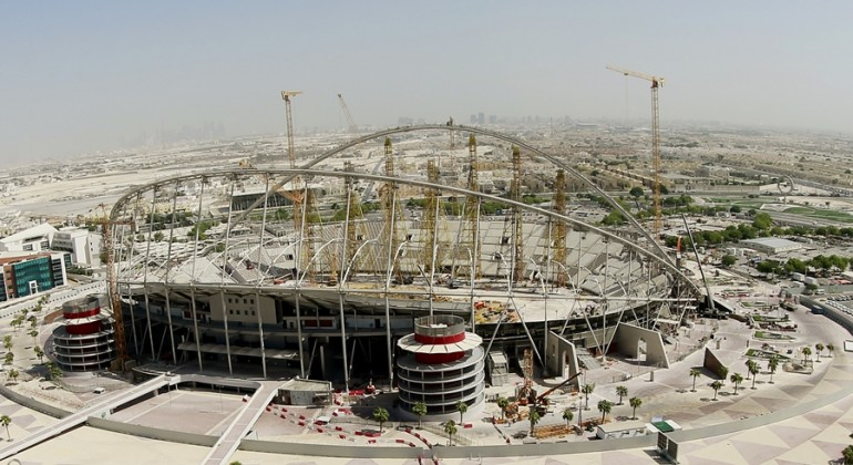 Khalifa International Stadium in Qatar_6