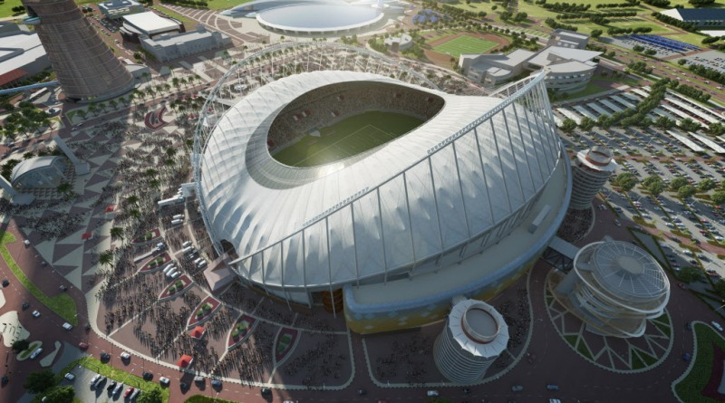 Khalifa International Stadium in Qatar_1