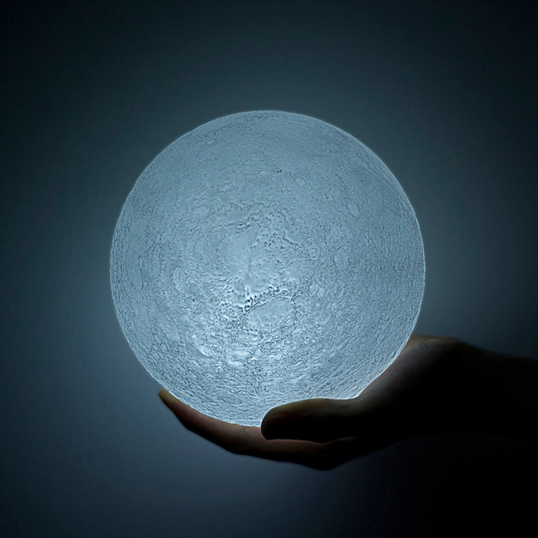 The Moon Lamp by Nosigner_3
