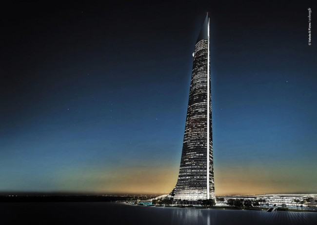 Africa_tallest_building_Al_Noor_Tower_6