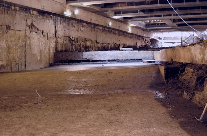 Archaeologists_Largest_Roman_Water_Basin
