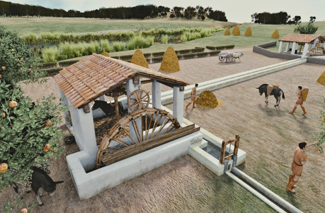 Archaeologists_Largest_Roman_Water_Basin_4