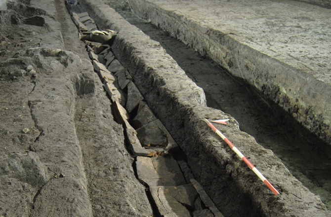 Archaeologists_Largest_Roman_Water_Basin_8