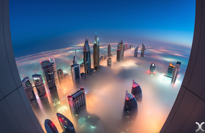 Daniel Cheong_Photo_Dubai Skycrapers
