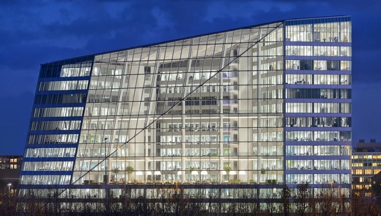 "... new Amsterdam HQ is crowned as the world's ""greenest"" office"
