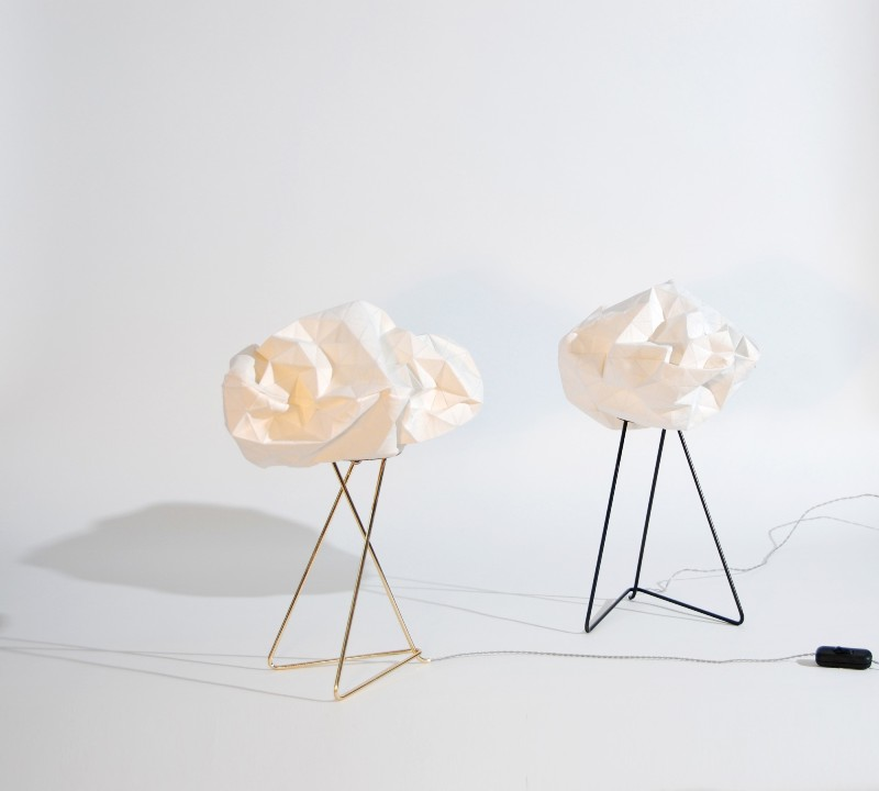 Origami Table Lamp by Mika Barr-1