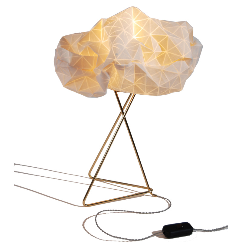 Origami Table Lamp by Mika Barr-5