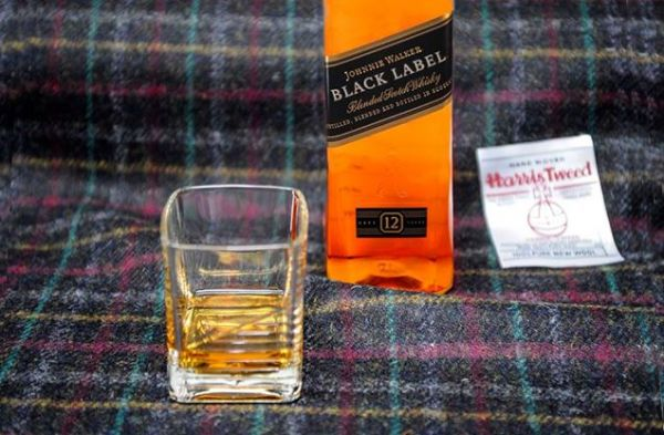 Whisky-Scented Fabric 4