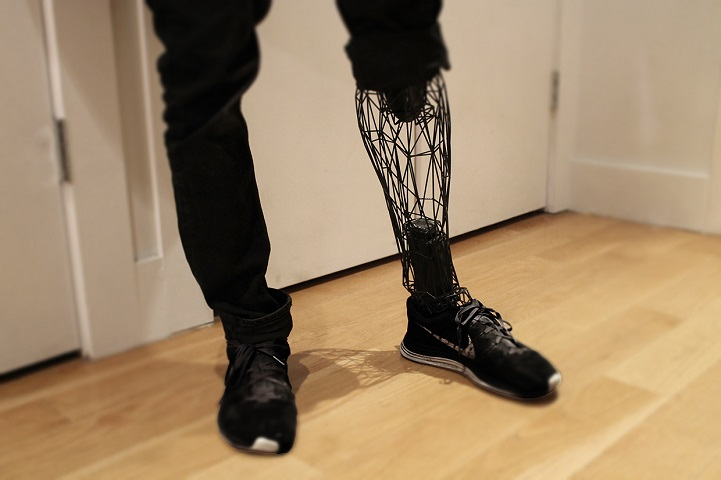 William Root_Exo Prosthetic Leg_1