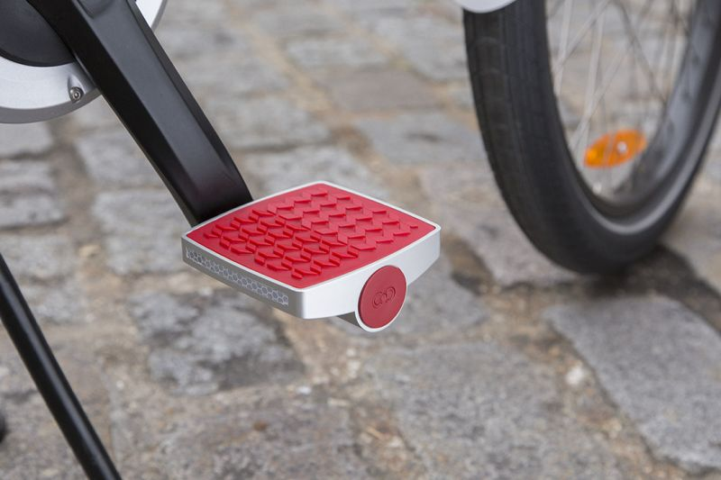 Connected Cycle_Smart Pedal_1