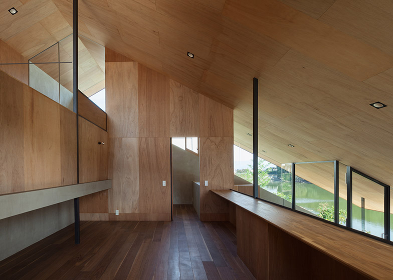 House in Hibaru_Japan_Suppose Design Office_1