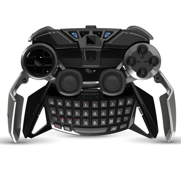 Mad Catz_LYNX 9_Game Controller_CES 2015_2