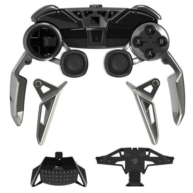 Mad Catz_LYNX 9_Game Controller_CES 2015_5