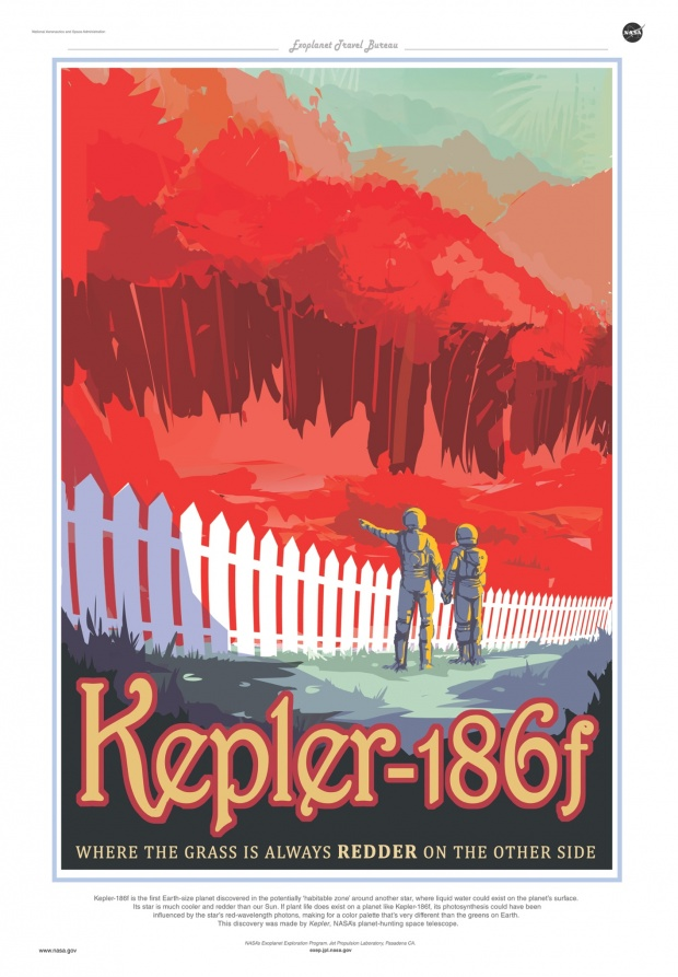 NASA_Retro_Travel Poster_Alien_Planets_2