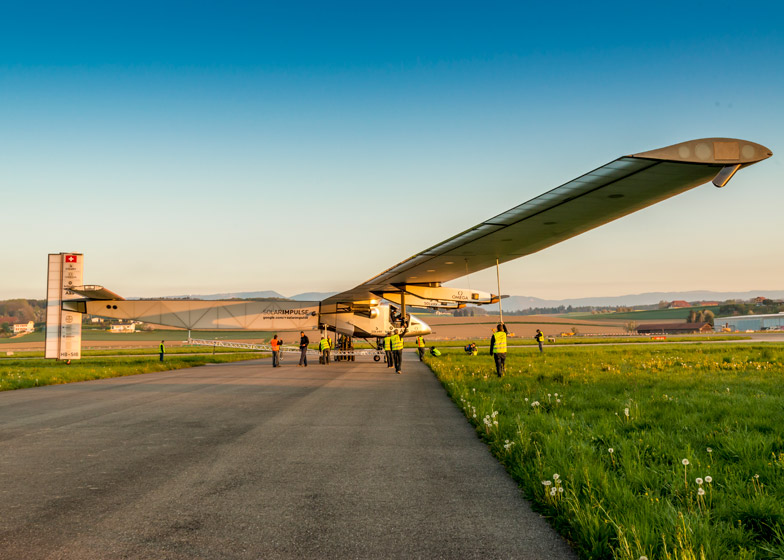 Solar Impulse 2_Zero-Fuel Flight_Around The World