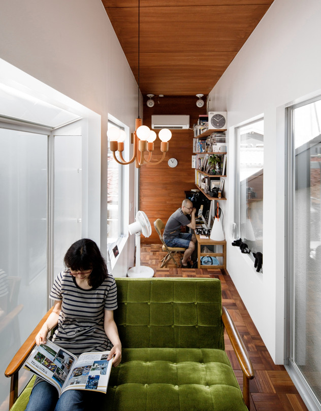One Of The Skinniest Homes, In Tokyo, Is Just Five Feet Wide
